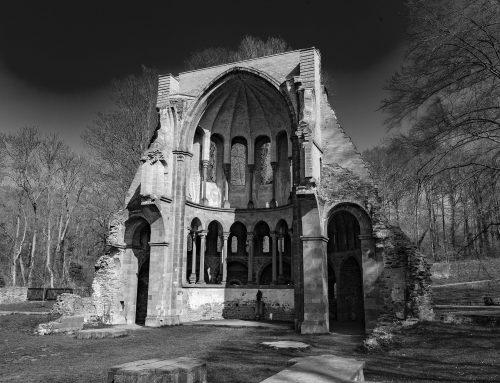 Ruine Kloster Heisterbach